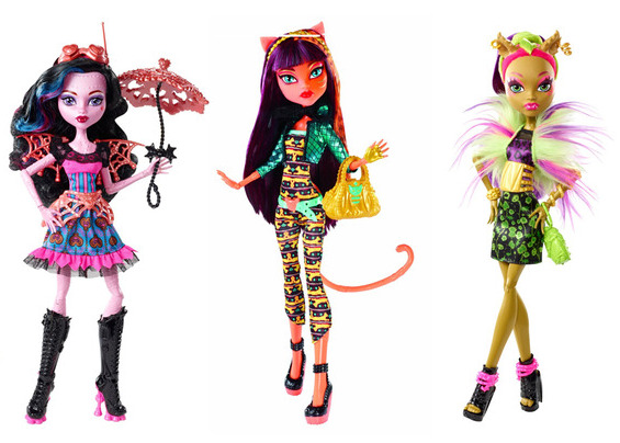 Купить Monster high Монстер Хай Школа монстров