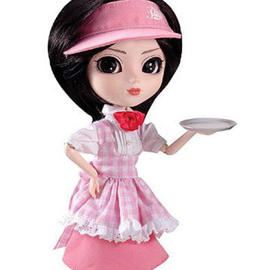 Pullip K-631 Waitress Set
