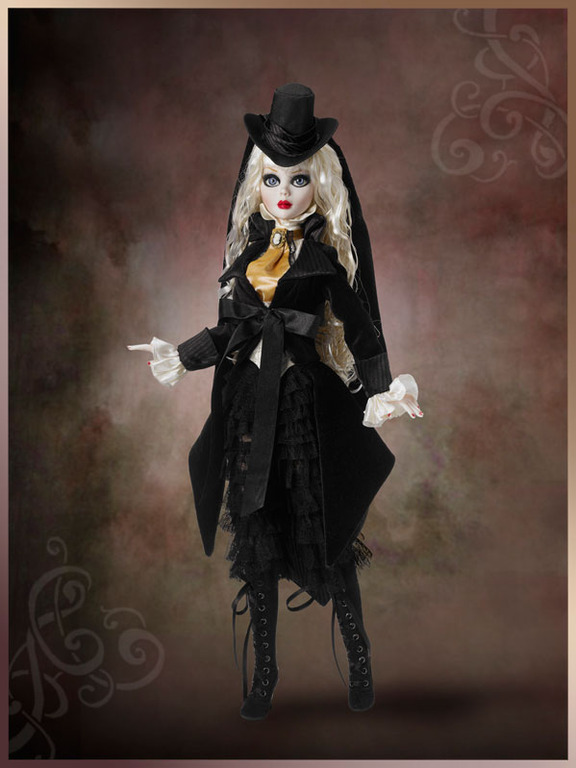 Dandy of Death Evangeline Ghastly