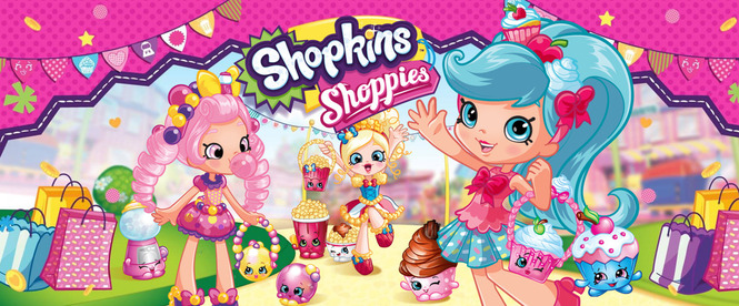 Shopkins Shoppies Шопкинс