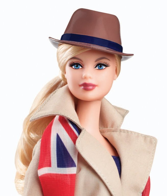 Барби Великобритания / United Kingdom Barbie